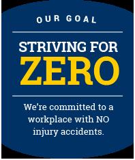 Striving for Zero