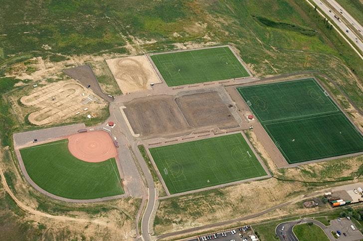 David A. Lorenz Regional Park