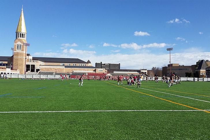 DU Sports Fields